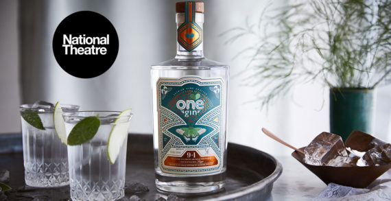 National Theatre Makes Every Sip Count as it Teams with One Gin in Not-For-Profit Initiative