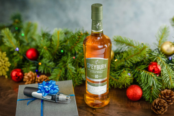 Speyburn Launches US Gifting Campaign in the Run up to Christmas by YesMore