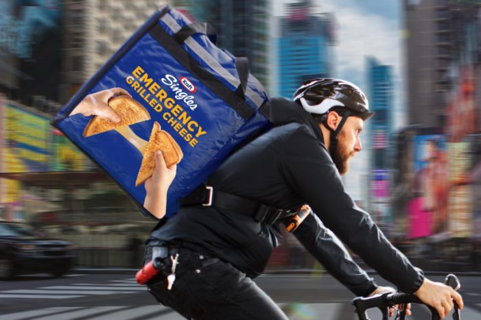 Kraft to Deliver Emergency Grilled Cheese to Parents in Times Square
