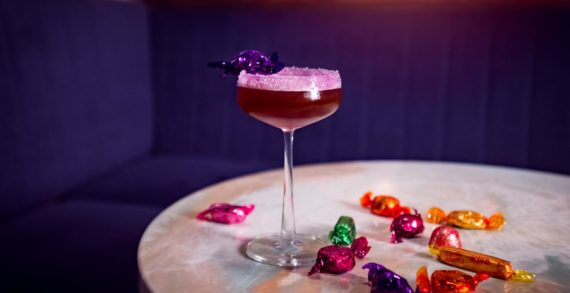 Festive Pop-up Launches in London Serving Quality Street Cocktails