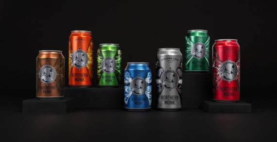 Northern Monk Strengthen their Position as Cultivators of Craft Brewing with a Brand Refresh by Robot Food