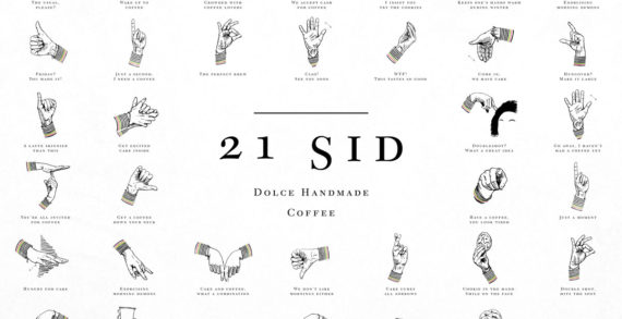 Italian Hand Gestures and Traditional Etchings Inspire Williams Murray Hamm's Design for 21 Sid