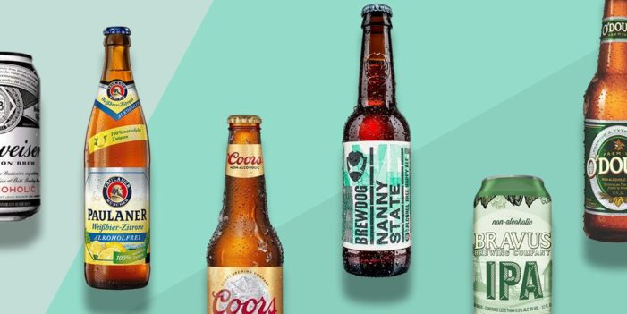 Will 2019 be the Year Non-Alcoholic Beer Explodes into the Mainstream?