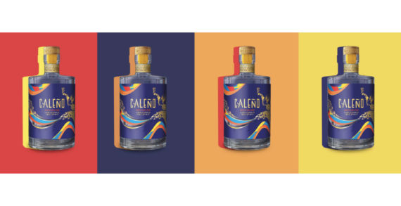 Design Bridge Launches New Premium Non-Alcoholic Spirit, Caleño