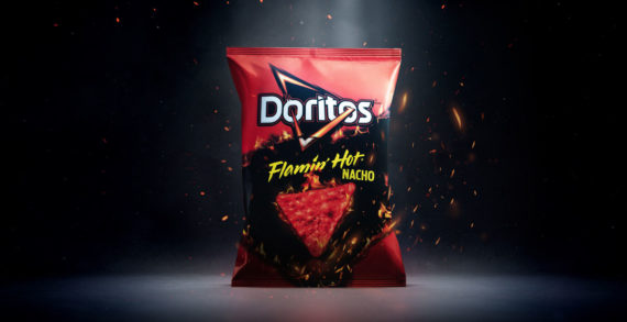 Doritos Launches Flamin' Hot Nacho, an Original Fan Favourite with a Flamin' Hot Twist