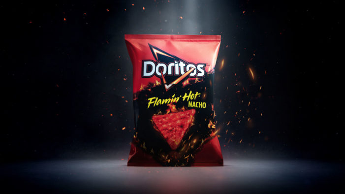 Doritos Launches Flamin' Hot Nacho, an Original Fan Favourite with a Flamin' Hot Twist