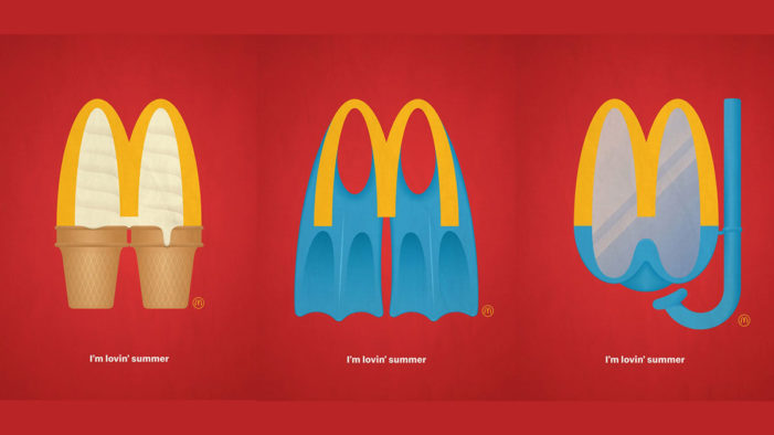 McDonald's Celebrates Australia's Favourite Season in Summer Campaign by DDB Sydney