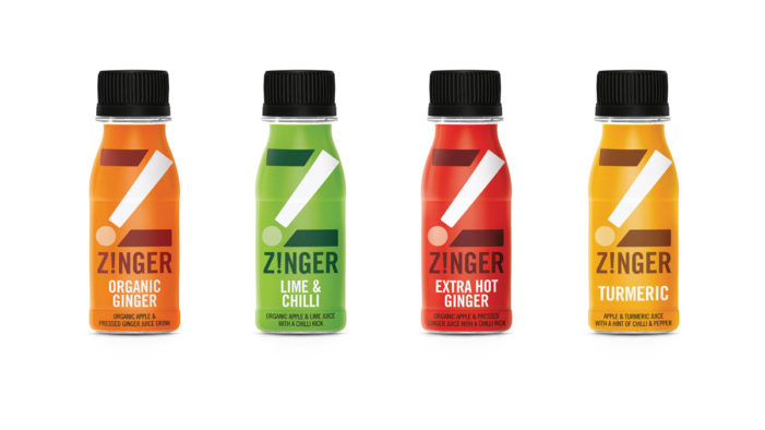 Zingers Wake Up to a New Design in the UK