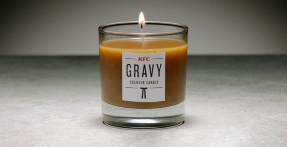 KFC and Mother London Have Launched a Gravy Scented Candle