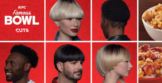 KFC Brings Back The Iconic Bowl Cut To Celebrate $3 Famous Bowls