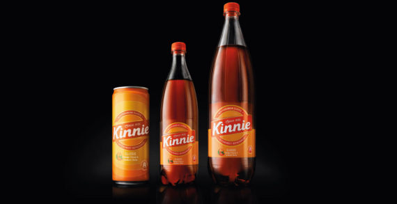 Soft Drinks Brand Kinnie Basks in the Sun for a Bigger Brighter Future