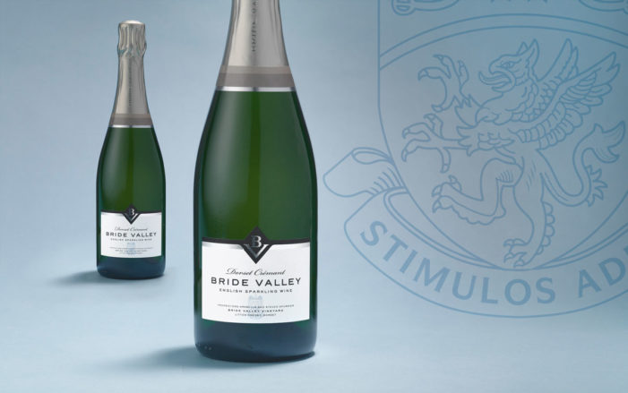 Lewis Moberly Crafts Refined Brand Identity for New English Sparkling Wine from Bride Valley
