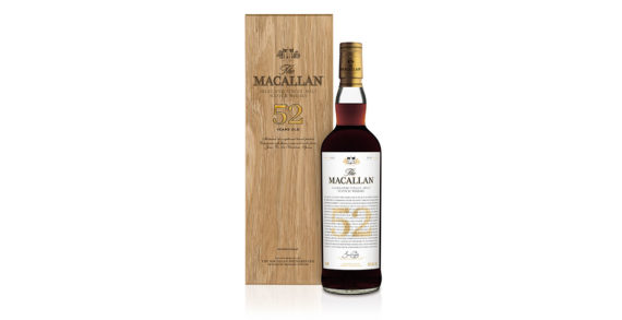 The Macallan Unveils Limited Edition 52-Years-Old Expression
