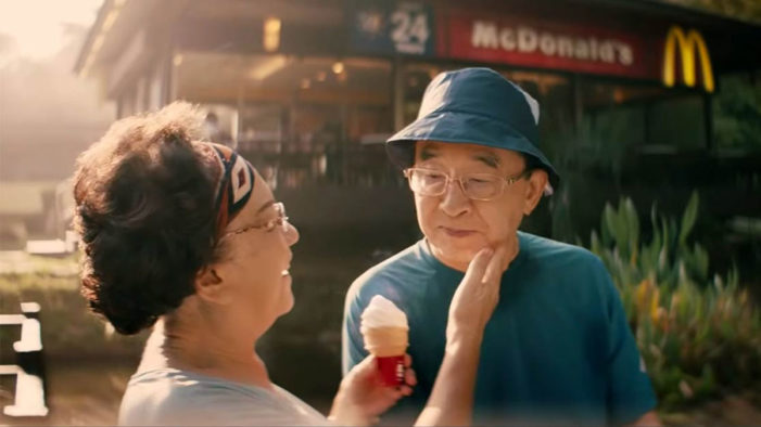 DDB Celebrates McDonald's Rich History as Part of Singaporeans' Lives for Four Decades
