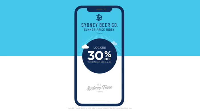 Sydney Beer Co. Launches Australian-First 'Summer Price Index' in New Campaign
