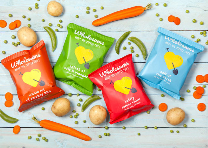 New Wholesums Healthy Snack Launch Across UK