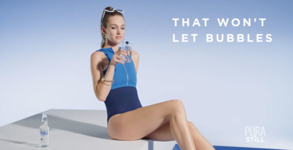 Burns Group Launches Campaign for Spiked Still Water Brand, Pura Still