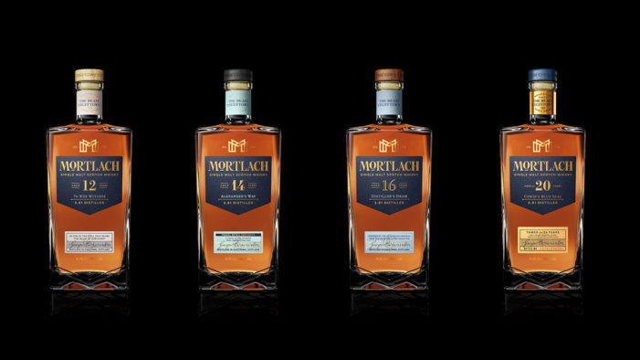 Co-Partnership Unleashes 'the Best of Dufftown' in New Design for Mortlach