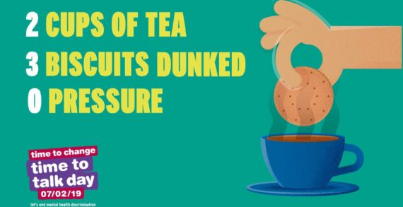 National Tea Day Team with Mental Health Charity Mind to Get People Talking Over a Cuppa