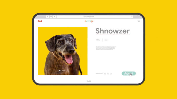 Pet Food Brand Güd Hacks Common Misspelled Dog Breed Names on Google to Drive Adoption