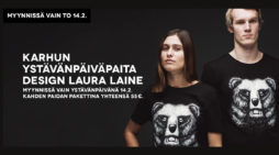 Finnish Beer Brand Wants Lovers to Wear a Bear this Valentine's Day for  a Loneliness Charity