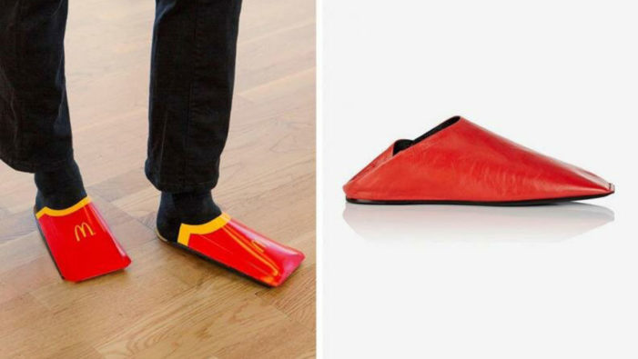McDonald's Take their Time But Finally Fire Back at Balenciaga's Latest 'Copycat' Move