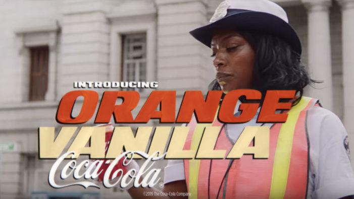 Coca-Cola's Debut Spot for Orange Vanilla Coke is a Fun, Vintage Style Car Chase