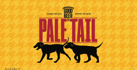 Good Beer Co. Brings Beer and Dogs Together with the Launch of 'Pale Tail'