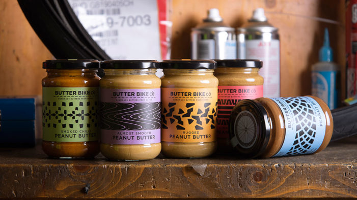 Buddy Rides in to Provide Fun New Branding for Butter Bike Co