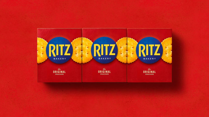 A More Permissible Ritz Relaunches with Contemporary New Packaging by Bulletproof
