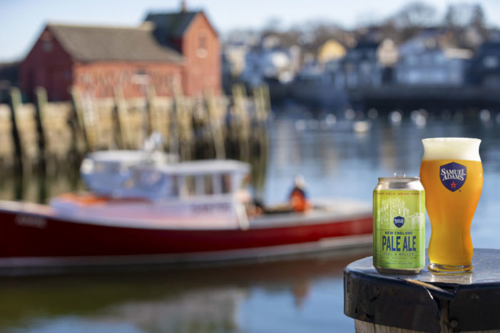 Samuel Adams Releases New England Pale Ale Nationwide in the US