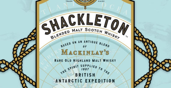 Shackleton Whisky Launches Shazam Augmented Reality Experience