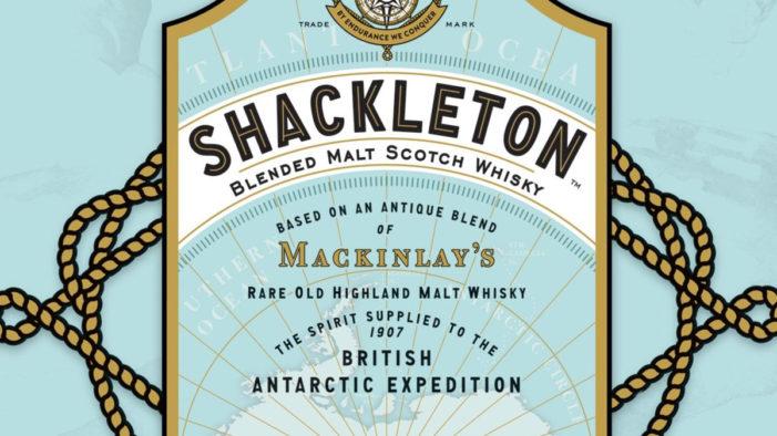 Shackleton Whisky Launches Shazam Augmented Reality Experience