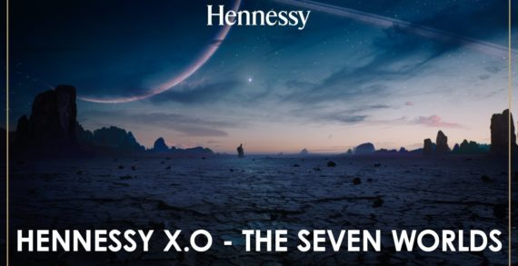 Hennessy Debuts Ridley Scott Directed Short Film Taking Viewers on a Sensorial Odyssey