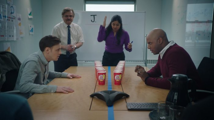 Tim Hortons Bills 'Roll Up the Rim' as a Pro Sport in Amusing Mockumentaries by Zulu Alpha Kilo