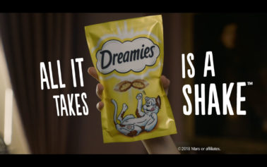 Dreamies and adam&eveDDB Launch Global 'All It Takes Is A Shake' Campaign