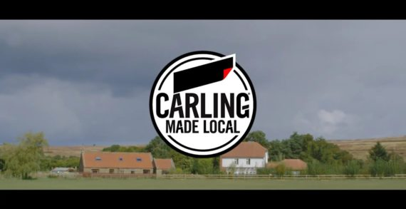 Carling Returns to UK TV Screens with Major New Campaign 'Made Local'