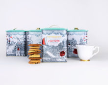 Design Bridge Draws on Eclectic English Folklore to Reignite the Appeal of a Fortnum & Mason Classic
