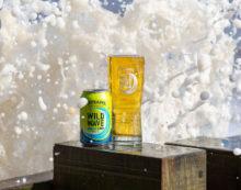 CookChick Brands Adnams' New Cider Offering, Wild Wave