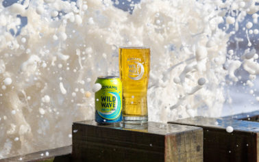 CookChick Brands Adnams' New Cider Offering, Wild Wave