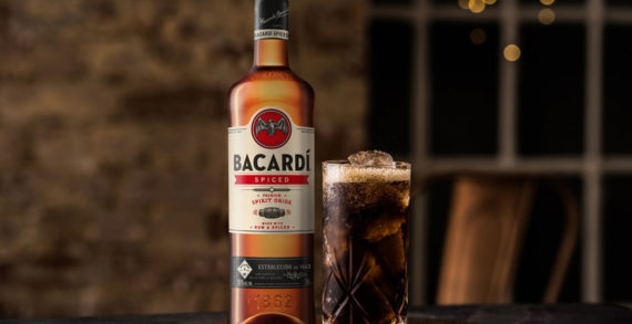 Bacardí Spiced Launches in the UK