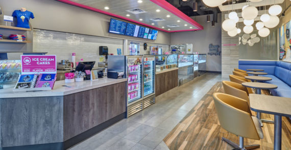 """Baskin-Robbins Brings Next Generation """"Moments"""" Store Design to Texas"""