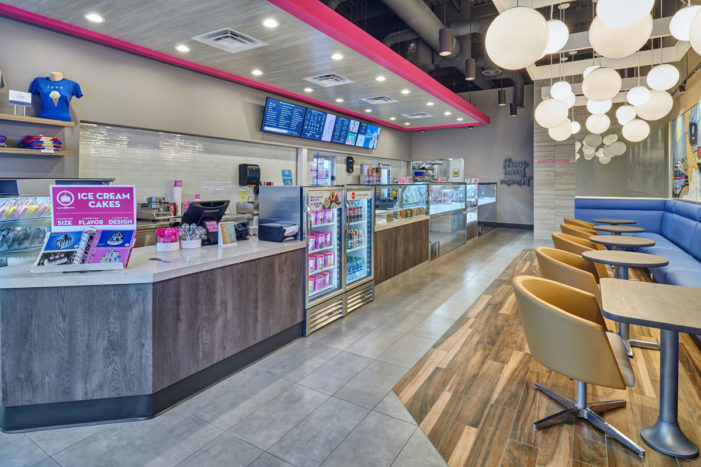 "Baskin-Robbins Brings Next Generation ""Moments"" Store Design to Texas"