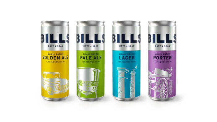 Billson's Launches First Beers for 70-Years, with Designs by Cowan London