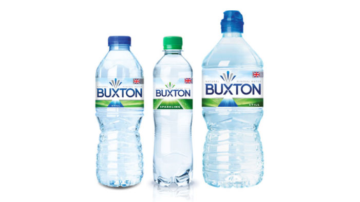 Buxton Natural Mineral Water Undergoes Major New Relaunch in Spring 2019