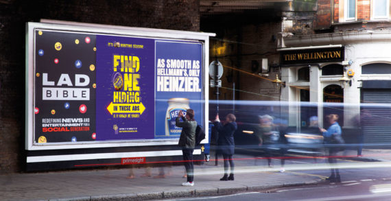 Cadbury Creme Egg Hacks Some of the UK's Biggest Brands for Real-Time 'Easter Egg' Hunt Around Waterloo Station