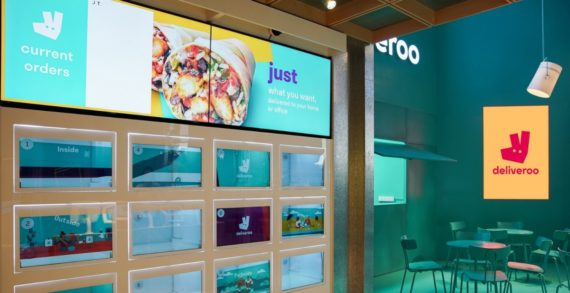 Deliveroo Rides on 'New Retail' Wave to Open Unmanned Dining Store in Singapore