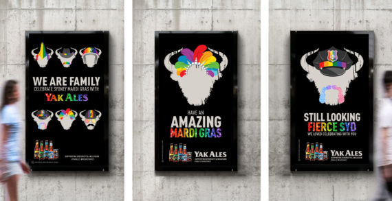 WhatCameNext_ Brings Yak Ales to the Sydney Mardi Gras in Style