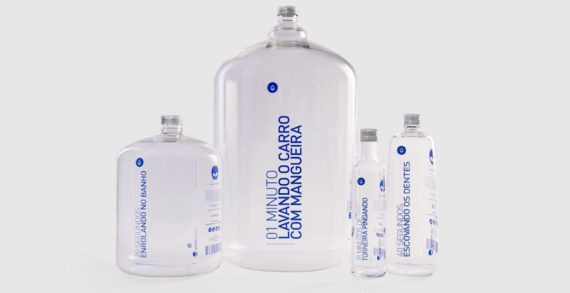 Greenpeople Launches New Water Bottles That Highlight Just How Much We Waste