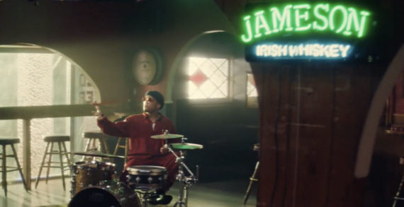 Jameson Team with Anderson .Paak for #LoveThyBar Public Service Announcement in the US